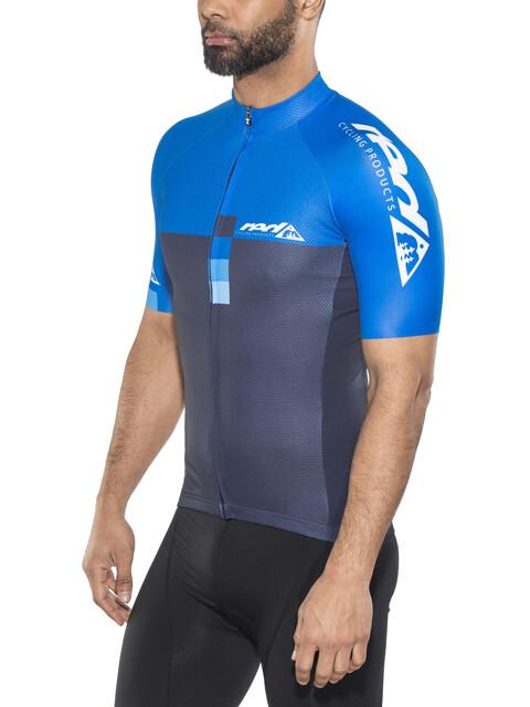 Red Cycling Products Pro Race Fietsshirt korte mouwen Heren blauw